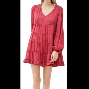 Urban Outfitters flutter sleeve dress Size M